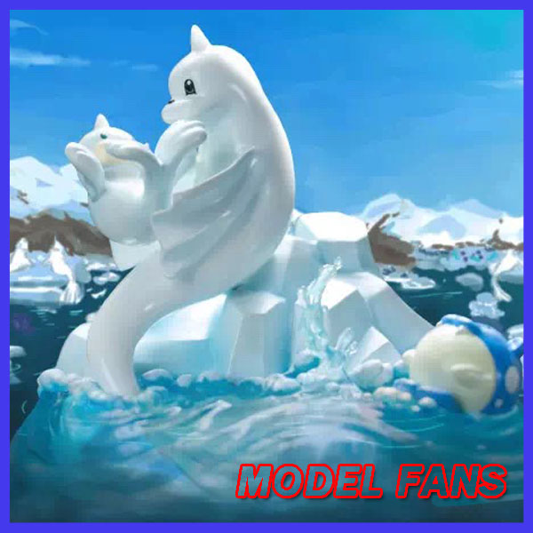 US $106 0 |MODEL FANS IN STOCK 15cm Pocket Monsters Dewgong GK resin figure  for Collection-in Action & Toy Figures from Toys & Hobbies on AliExpress