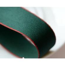 Kewgarden 40mm 4cm Twill Satin Ribbons DIY Bowknot Accessories Ribbed ribbon Handmade Tape 6 yarns/lot
