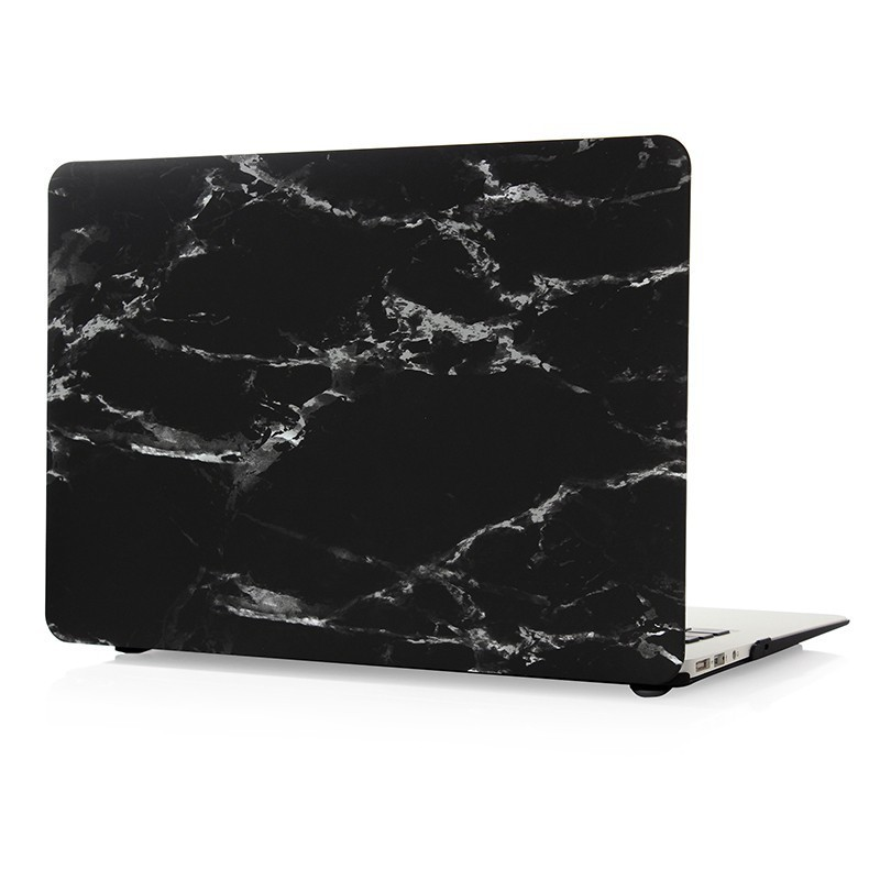 Image 2 - 2019 Tend Marble Case for MacBook Air 11 13 inch Full Cover Case for MacBook Pro 13 15 Retina 12 13 Hard Protective Funda A1990-in Laptop Bags & Cases from Computer & Office