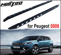 New arrival side bar side step running board for Peugeot 5008,5 years reliable old seller, guarantee quality,promotion price