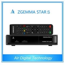 10 unids/lote CPU 750 MHz Zgemma-star S Linux receptor de satélite DVB-S2 tuner set top box