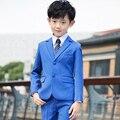 Высокое качество 2016 почетный малыш костюм мальчика камвольно настроить цвет регулярные специальный свадебный YIYI мальчиков наряд BA029