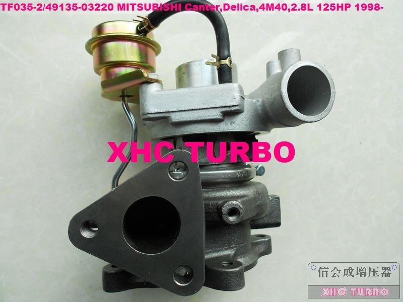 NEU TF035 49135-03220 03300 Turbolader für MITSUBISHI Canter, - Autoteile - Foto 4