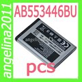 AB553446BU Battery For  Samsung GT-B2100 GT-B2100 Solid Extreme GT-C5212 GT-E1120 GT-S3550 SGH-A401