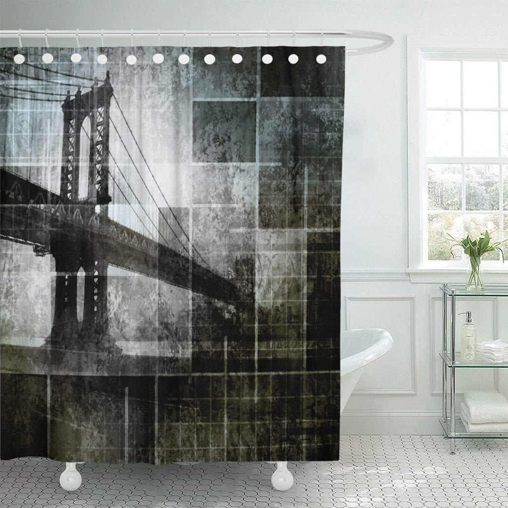 Buy Manhattan Skyline Curtains And Get Free Shipping On AliExpress
