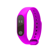 Intelligence health Bracelet M2 Smart Wristbands Smart Watch activity monitor Bracelet for Android IOS Smart Phone