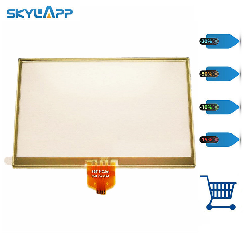 10pcs/lot New 4.3 Inch Touch Screen For LTE430WQ-F0B-0BS LTE430WQ-F0B-0BB Digitizer Panel Replacement Free Shipping