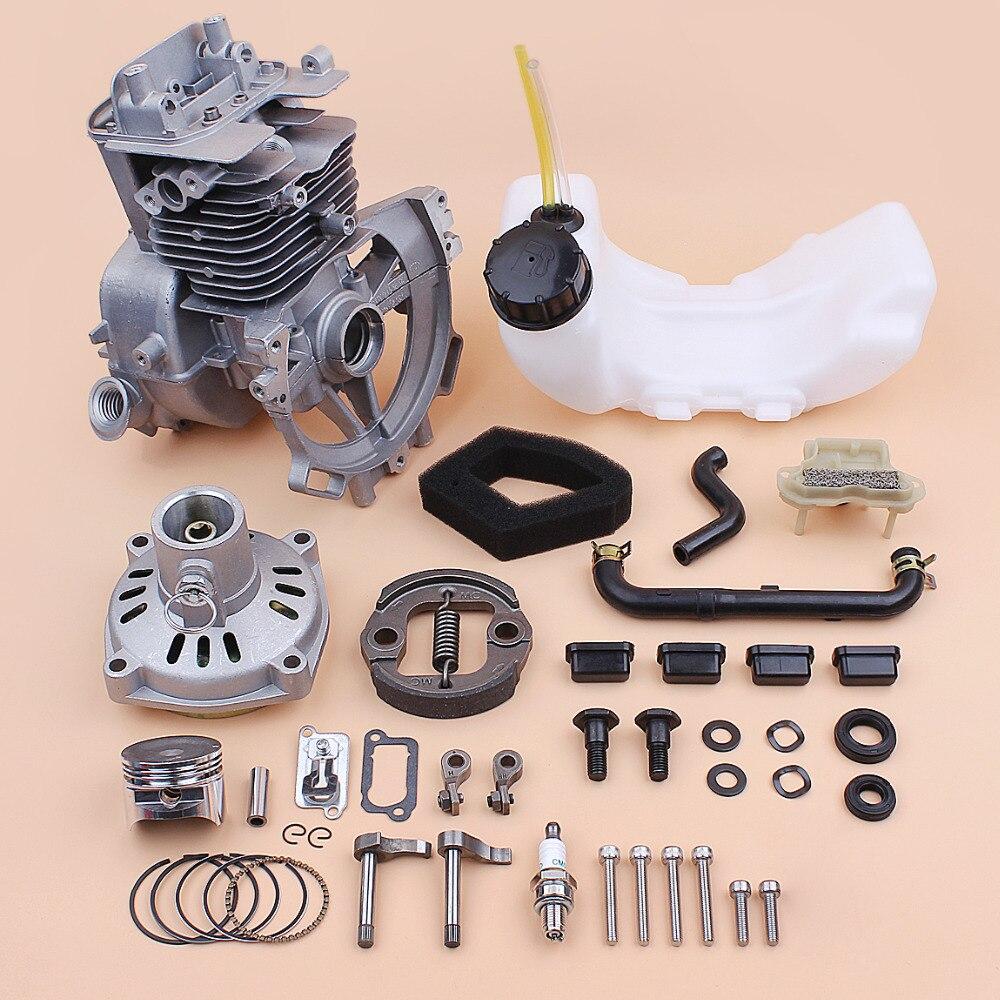 how to rebuild a small honda engine