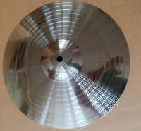 Musical instrument accessories drum drum cymbals 12 inch water wipe, fine workmanship