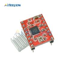 Driver-Module Stepper-Motor A4988 3d-Printer Stepstick for Reprap with Heatsink Parts-Accessory