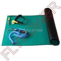 60cm x 100cm HQ ESD Mat BGA Antistatic Mat Antistatic Blanket For Repair Work by free shipping