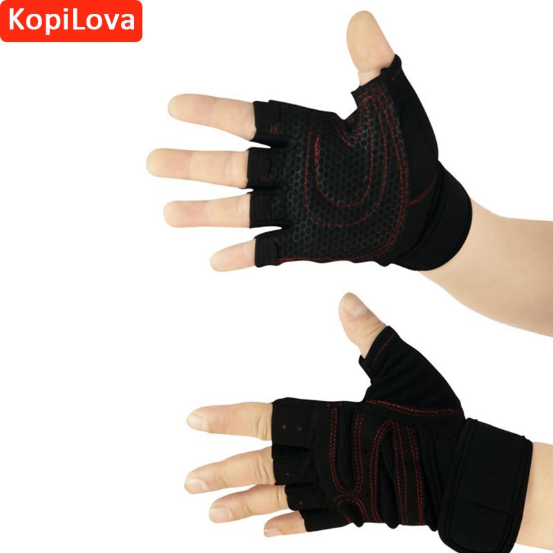 KopiLova High Quality Outdoor Fingerless Ski Gloves Half Finger Anti slip Gloves for Weightlifting Hiking Skiing Climbing Biking compatible toner powder xerox 242 copier bulk toner powder for xerox docuprint c4350 copier copier toner for xerox dpc 4350