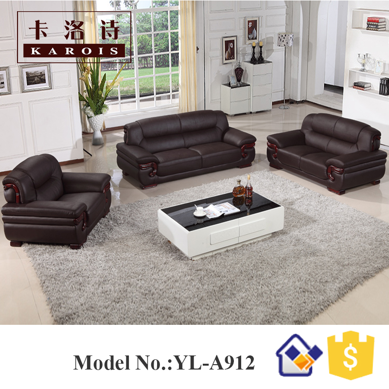 Model A619alibaba Malaysia U Shape 1s+2s+3s Section Genuine Leather Sofa In  Living Room Sofas From Furniture On Aliexpress.com | Alibaba Group