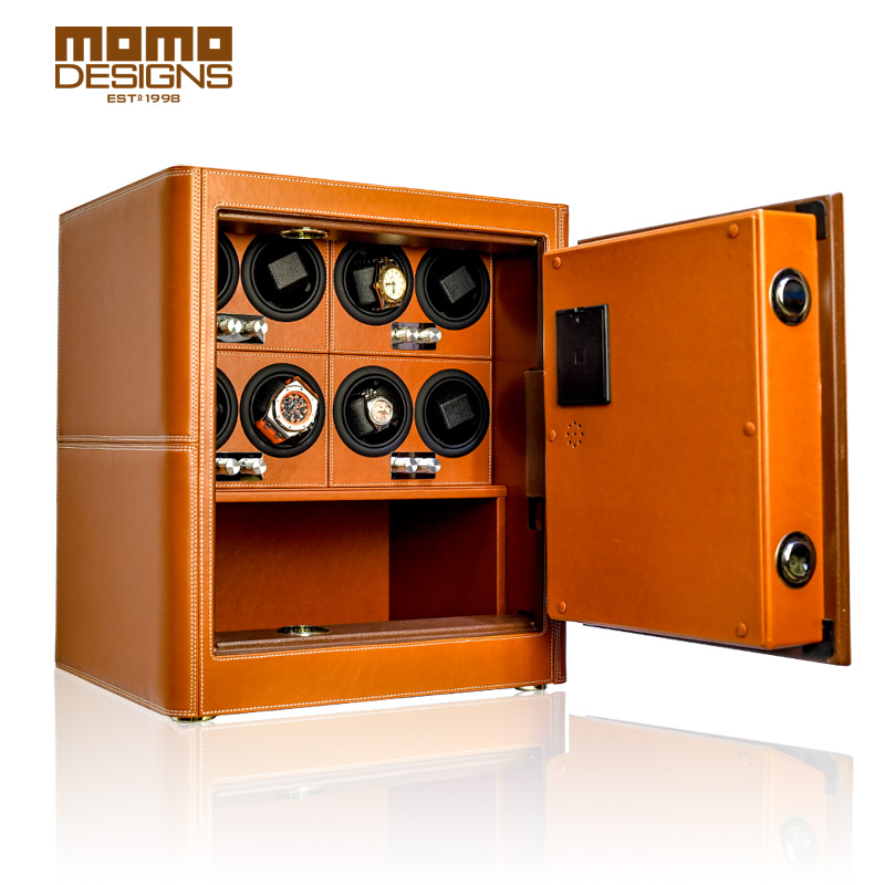 Theftproof Watch Winder Safe Box For