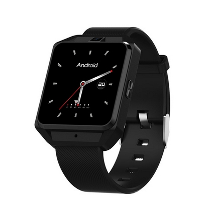 цена на H5 Smart Watch Android 6.0 OS MTK6737 Bluetooth 4.0 3G WIFI GPS ROM 8GB+RAM 1GB Heart Rate Monitoring Smartwatch 4G Call pk Q1P