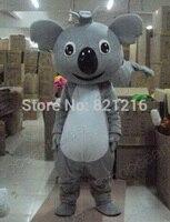 Koala Mascot Costume Fancy Dress Outfit Suit EPE AU
