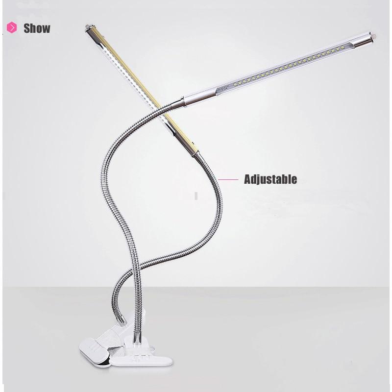 Lâmpadas de Mesa leitura/estudo/cama/laptop/mesa de luz + um Material : Alumimum