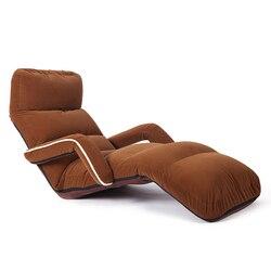 2019 折りたたみ調節可能なソファベッド家具リビングルーム、モダンな怠惰なソファソファ床ゲームソファ椅子寝ソファベッド