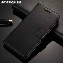 PDGB Wallet Leather Case for Xiaomi Mi 8