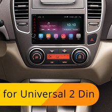 Ownice K1 Intelligent Car Tablet PC Android 8.1 Universal 2 Din Car Radio GPS Navigation for Nissan Toyota VW Peugeot RAM 2G(China)