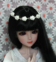 FULL SET Top quality 1/3 girl bjd 60cm wig clothes shoes face makeup&eyes all included!night lolita reborn baby doll best xuefen