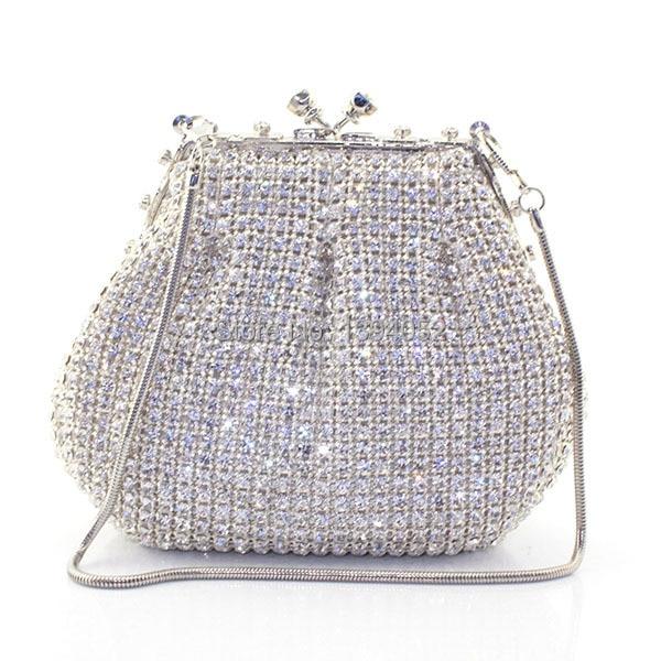 Graceful Women Crystal Clutch Handbags Dinner Bag Evening bag women handbag цена
