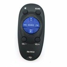 Nouveau pour JVC remplacement sans fil télécommande RM RK52 RM RK50 pour JVC autoradio