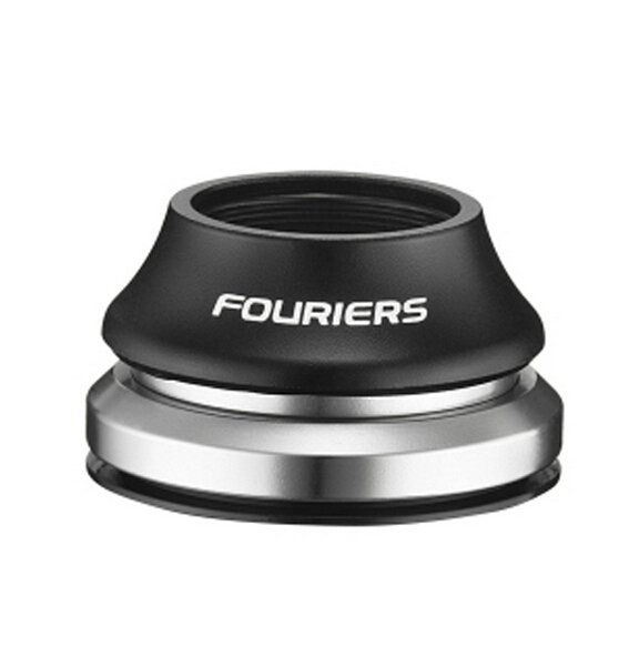 FOURIERS aluminum alloy 6061-T6 Taper headset 1-1/8 28.6 78g Bike Mountain Bike Road Bicycle Headset kcnc bicycle heasets parts taper 1 5 1 1 8 khs pt1860 taper integral gold os41 8mm 51 8mm bearings lightweight 92g
