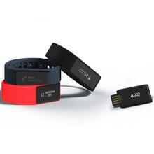 2016 New Universal Smart sports bracelet pedometer Bluetooth watch waterproof IP68 Wrist-worn Smart watch