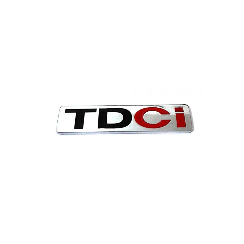 <font><b>ABS</b></font> Plastic TDCI Car Stickers Emblems Badges Logos <font><b>3D</b></font> image