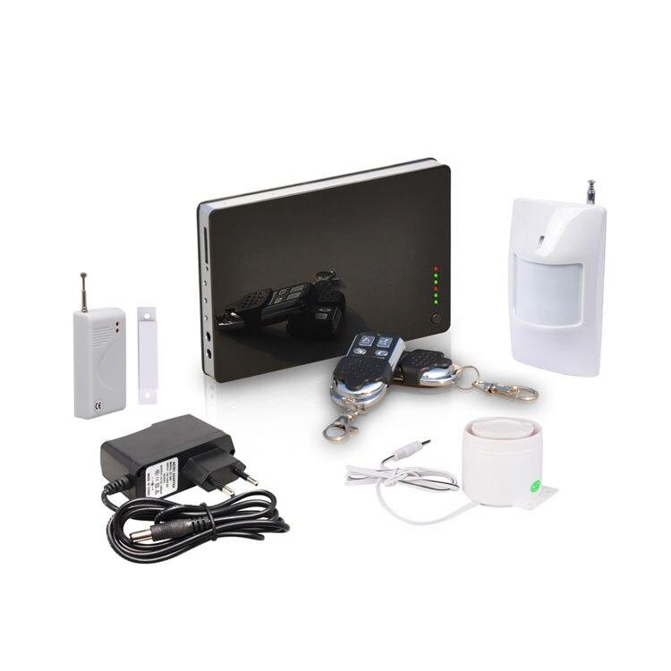 GSM House Alarm System  GSM Smart Home Alarm System Intelligent Alarm System