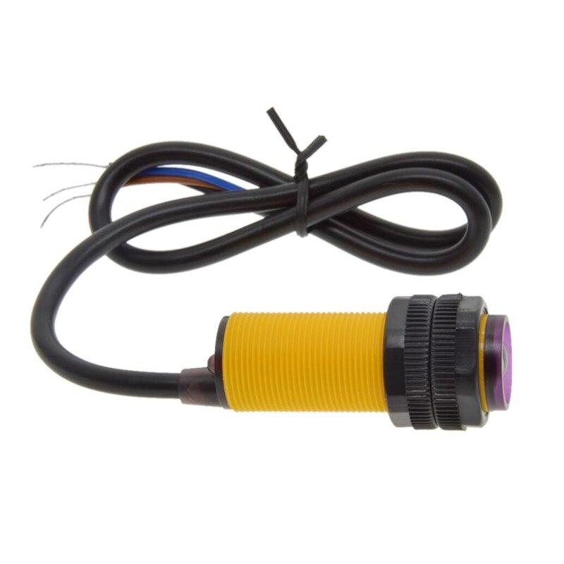 E18 D80NK Infrared Obstacle Avoidance Photoelectric Sensor ...