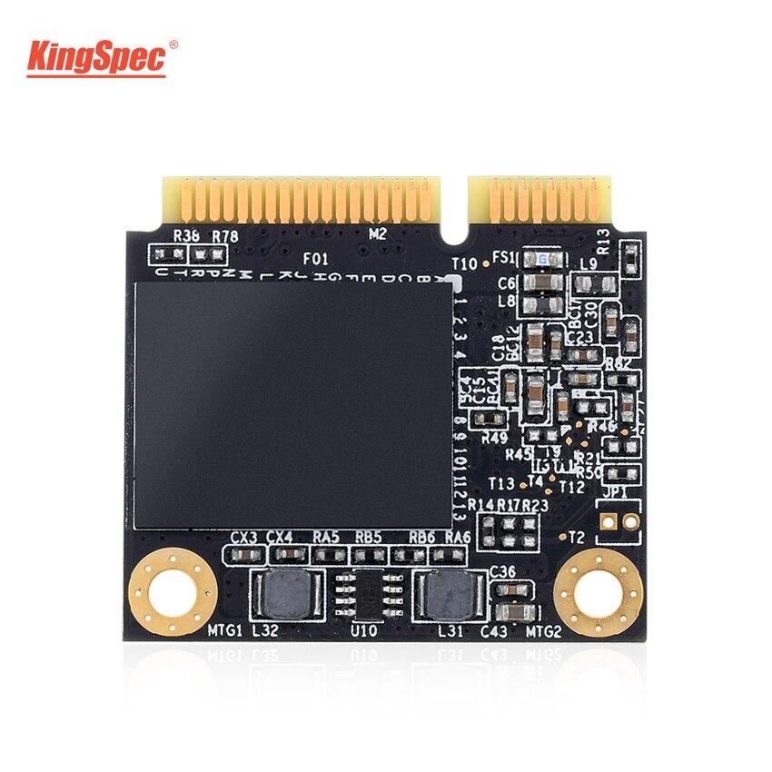 KingSpec SSD DA 512 gb Mezza mSATA SSD DA 500 gb Disco Rigido Interno Pci-E mini mSATA HDD Solido Hard Disk per il Computer Portatile Desktop di Tablet