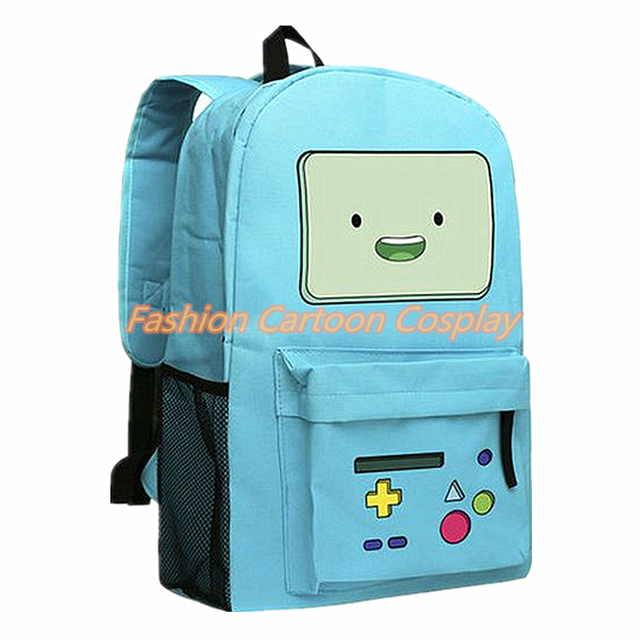 Adventure time рюкзак финн и джейк двусторонняя сумка time story рюкзак
