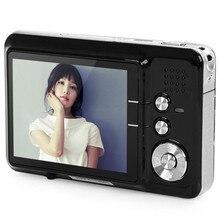 Amkov 2.7 дюймов дисплей AMK-CDFE 18 мегапикселей цифровые камеры mini портативный высокой четкости съемки камеры карманные камеры