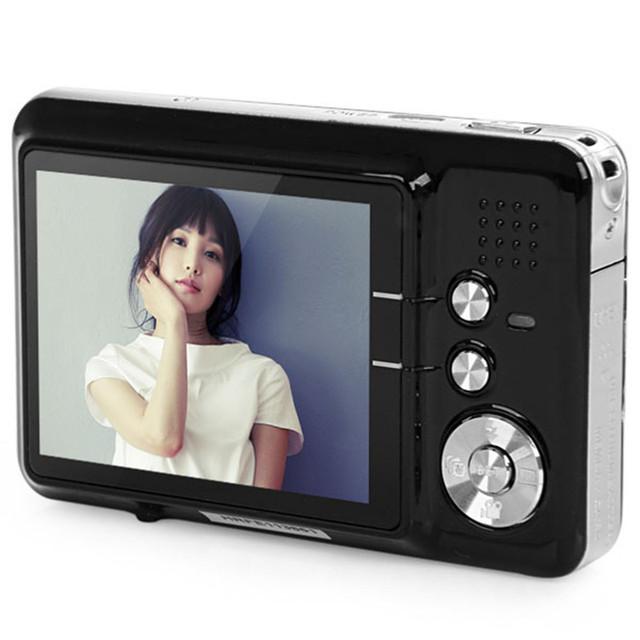Amkov  2.7 Inch Display AMK-CDFE 18 Megapixel Digital Camera Mini Portable High-definition Shooting Camera Pocket Camera