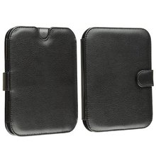 5x Leather Case for Barnes and Noble Nook Simple Touch with GlowLight