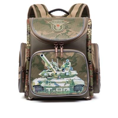 Children School Bags for Boys Racing Cars Military Theme Backpacks EVA Folded Waterproof Orthopedic Backpack Mochila Escolar-in School Bags from Luggage & Bags    1