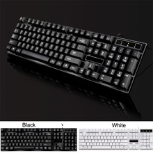 Zgb Q17 Float Tombol USB Mekanik Keyboard Mouse Combo Kabel Keyboard Gamer Gaming Keyboard untuk Komputer Laptop Keyboard Game(China)