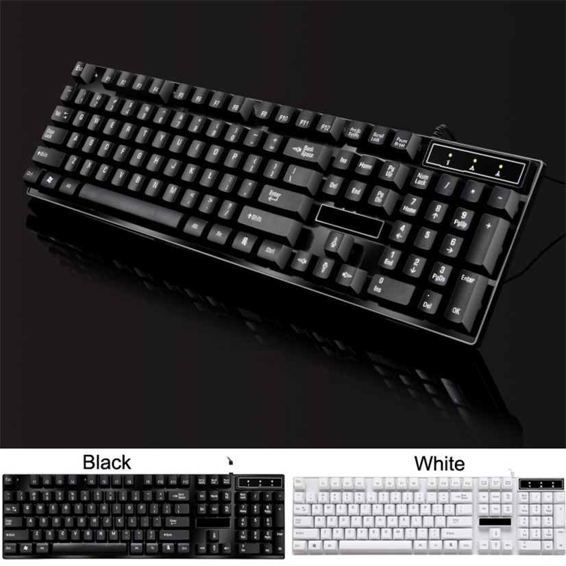 ZGB Q17 Float Keycap USB Mechanical Keyboard Mouse Combo wired clavier Gamer Gaming keyboard for computer Laptop Game keyboard