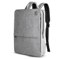 Slim Laptop Backpack Women/Men 14 inch Office Work Student Backpack Business Bag Unisex School Bag Ultralight Thin Back Pack