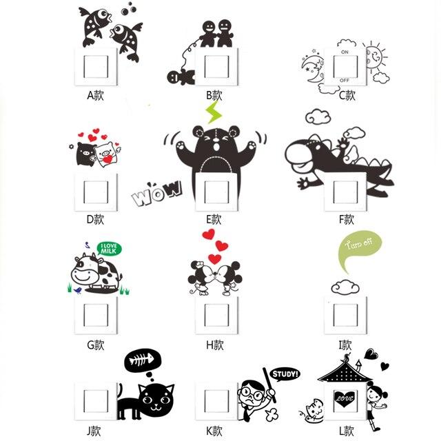 árbol De Amor Super Lindo Serie De Dibujos Animados Decorativo