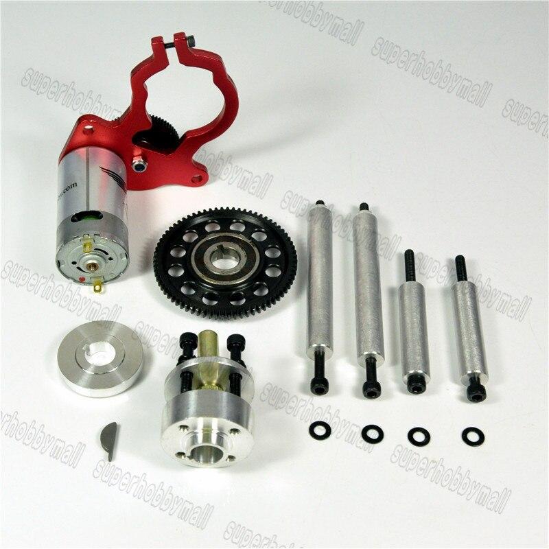 Avviamento elettrico per DLE55/DA50/DA60/EME55/EME60/DLA5 Motore A Benzina-in Componenti e accessori da Giocattoli e hobby su  Gruppo 1