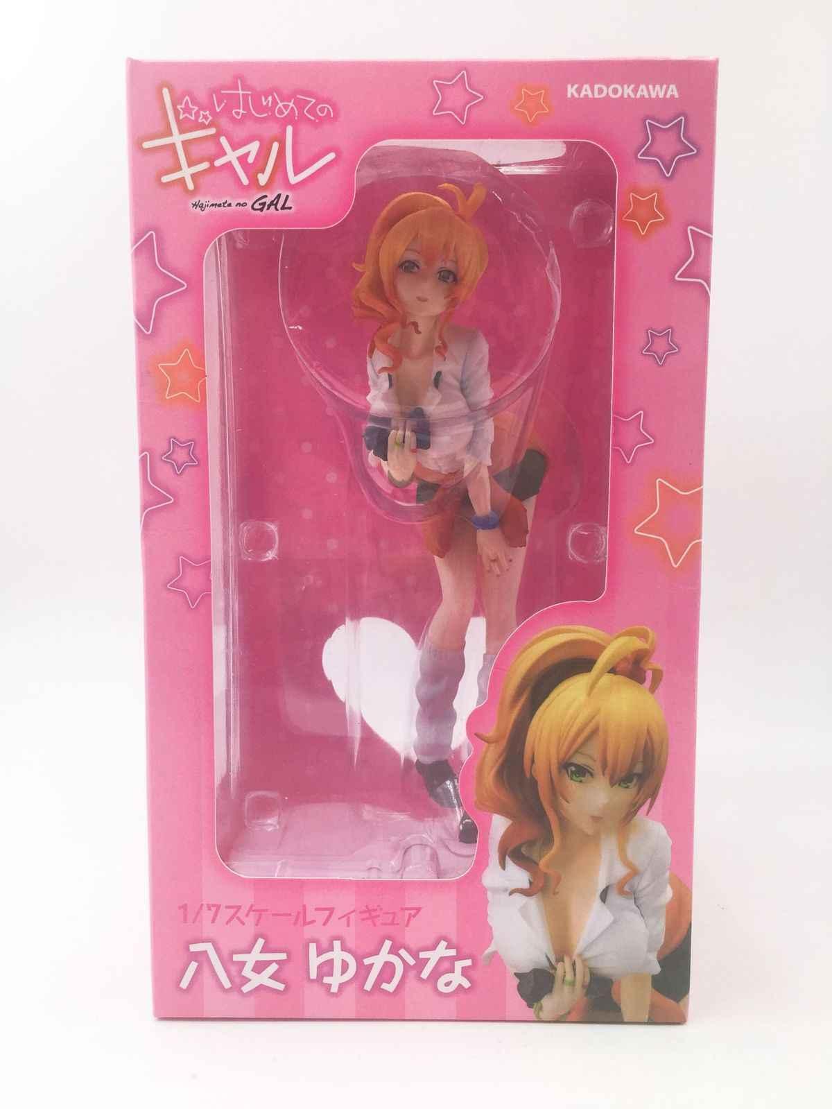 Hajimete No Gal KADOKAWA Figura de Ação Brinquedos Anime Meu Primeiro namorada É Uma Garota Sexy Girl Figuras Dolls Brinquedos Nova chegadas
