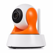 Sannce 720 P CCTV IP Камера ИК-6Led день/ночного видения P2P indoor Беспроводной WiFi 720 P HD видеонаблюдения Камера