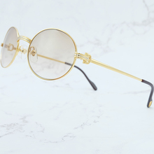 Round Mens Sunglasses Brand Designer Trending Products Carter Glasses Men High Quality Gold Sunglass Outdoor Holiday Accessories