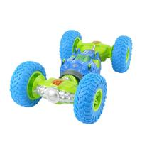 RC Car RC Twist Clibing Off Road Car Truck Scale Double sided 2.4GHz One Key Conversion All terrain Remote Control Toy