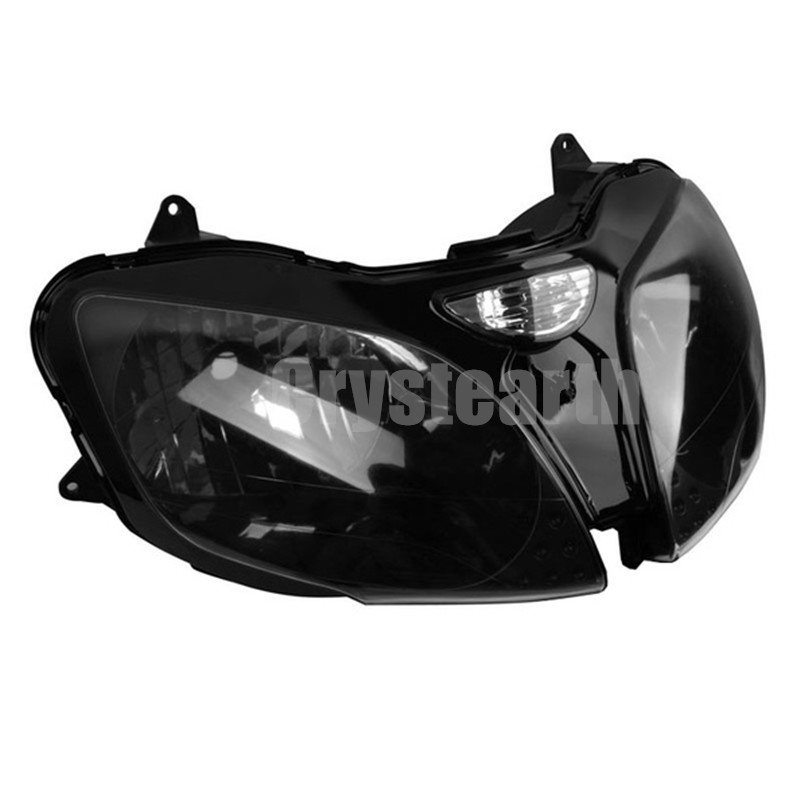 цена на Motorcycle Front Headlight Head Light Headlamp For Kawasaki ZX9R ZX-9R 2000-2003 ZX-6R ZX 6R 2000-2002 ZZR600 ZZR 600 2005-2008
