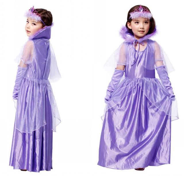 Girls Snow White Dress