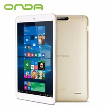 Onda V80 Plus Dual OS Tablet 8 inch 2GB RAM 32GB ROM IPS Screen Intel Z8300 64bit Dual Cameras Windows 10 Android 5.1 Tablet PC